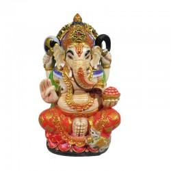 DIA 02 Ganesha 75x45cm Imitación Piedra