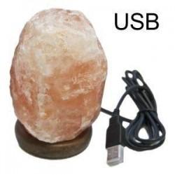 LAMPARAS DE SAL USB